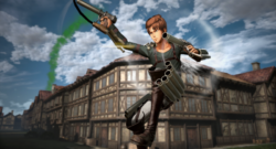 Become A Commander in Attack on Titan 2: Final Battle