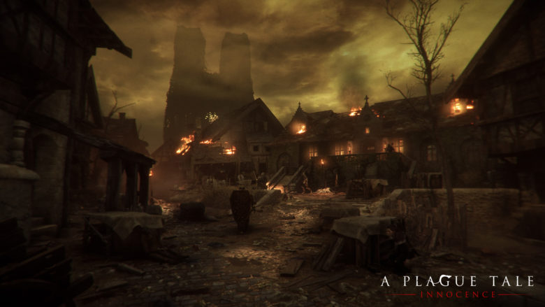 A Plague Tale Innocence Enhancements on PS4 Pro, Xbox One X, and Nvidia Ansel