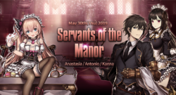 Servants of The Manor