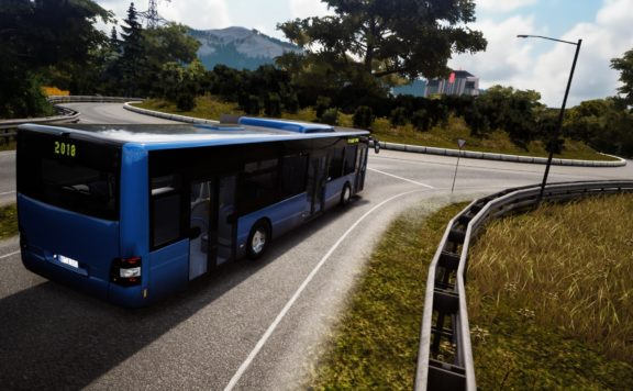 Bus Simulator 18 DLC