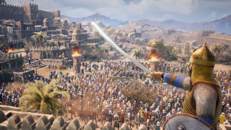 Saladin's Conquest DLC