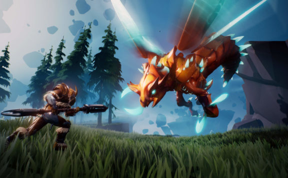 Dauntless Launches Today With True Cross-Play on PS4, XB1 and EGS