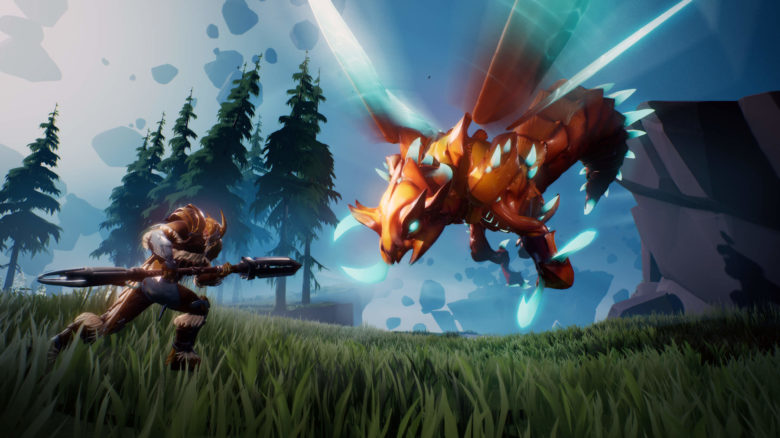 Dauntless Launches Today With True Cross-Play on PS4, XB1