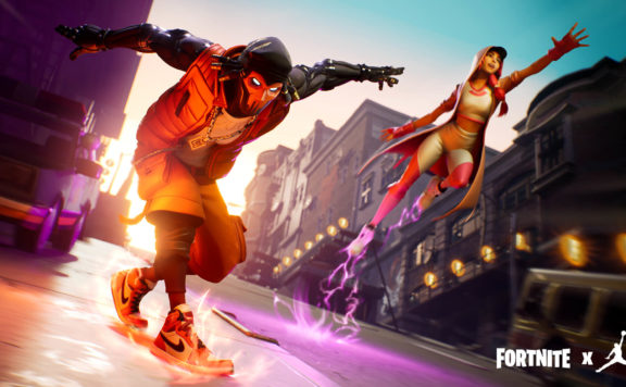 Fortnite - v9.10 Patch Notes & Fortnite x Jumpman Crossover 2