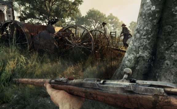 Hunt Showdown is out now on Xbox Game Preview!