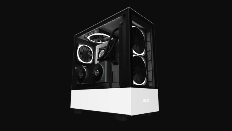 Press Release Nzxt Introduces The H510 Elite Premium Mid Tower Pc Case Gamespace Com