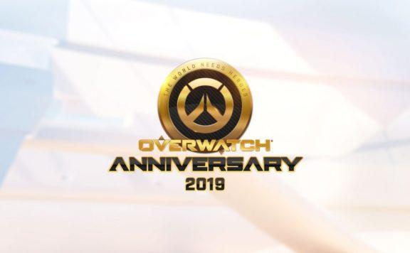 Overwatch Anniversary 2019