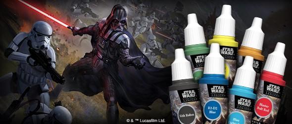 SW: LEGION PAINT SETS