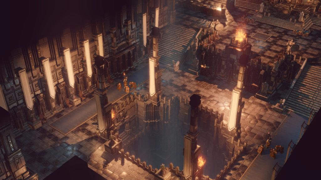 SpellForce 3 - Soul Harvest - Castle
