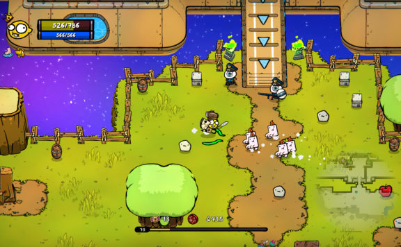Super Cane Magic ZERO Launches on Switch, PS4, PC
