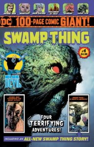 Swamp Thing 100-Page Cover