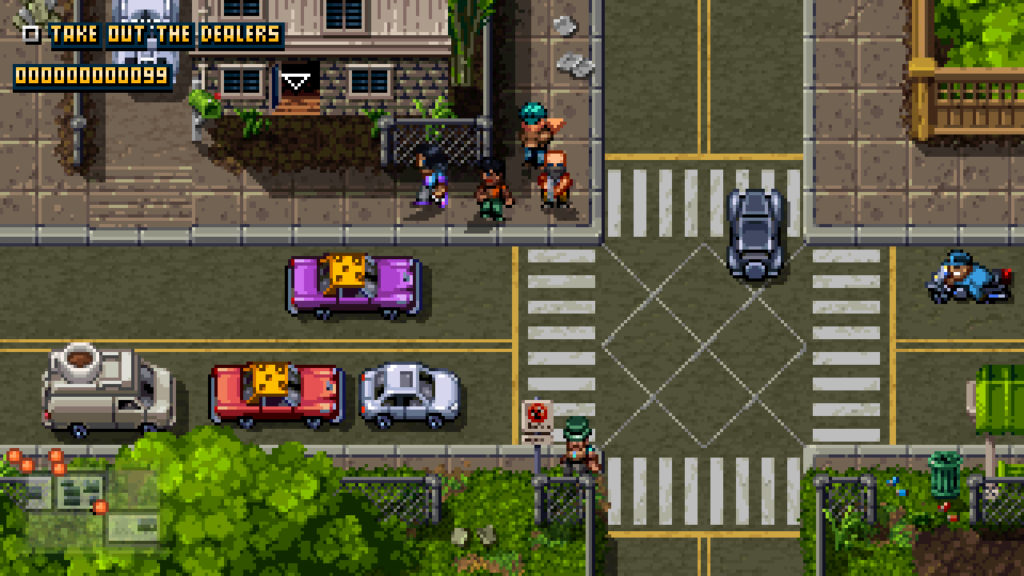 Shakedown Hawaii Review - Nintendo Switch - GameSpace com