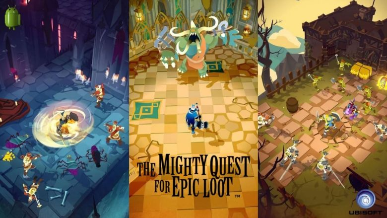 The Mighty Quest for Epic Loot Mobile Preview