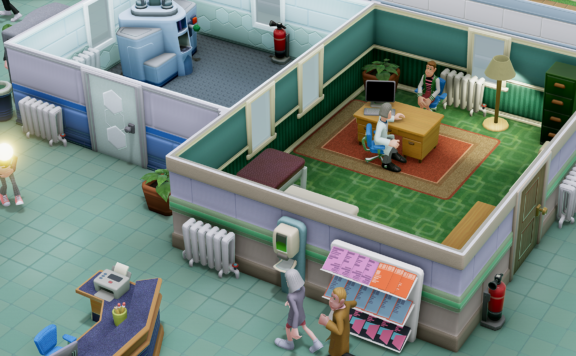 Two Point Studios Joins the Sega Family