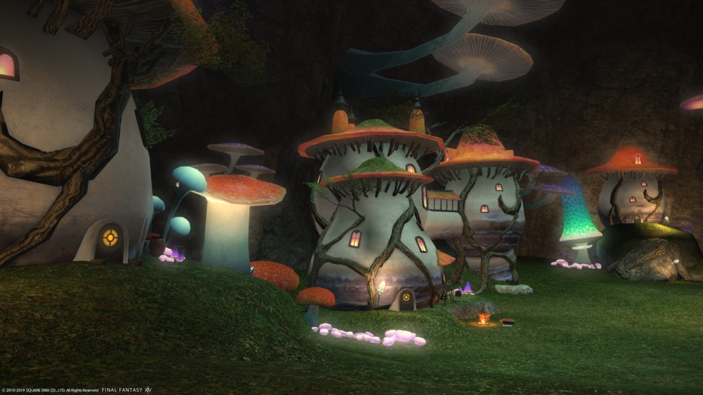 Final Fantasy XIV: Shadowbringers: Stepping into the First