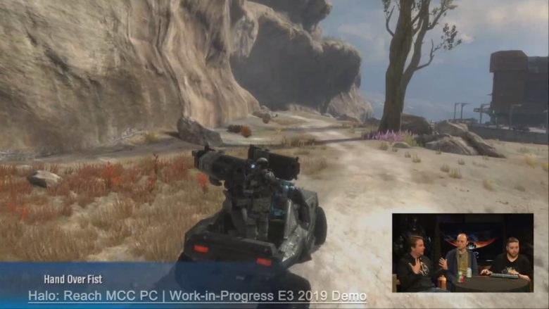 Halo: The Master Chief Collection Footage Fires Onto Mixer