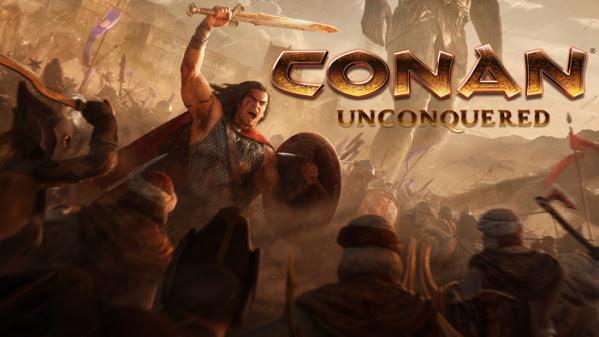 Conan Unconquered Dev Trailer