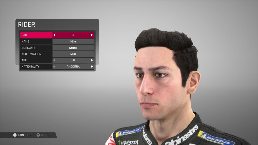 MotoGP 19 Customization