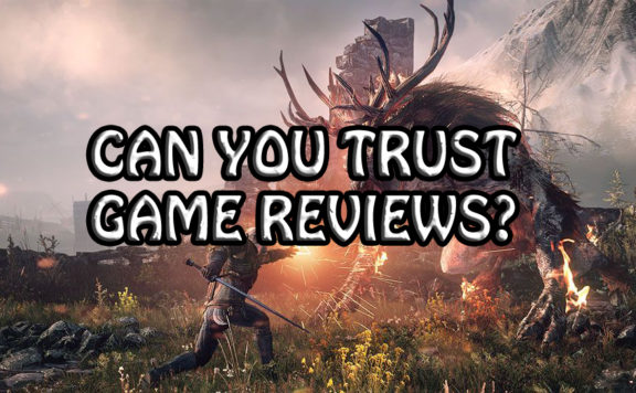 Can you trust game reviews