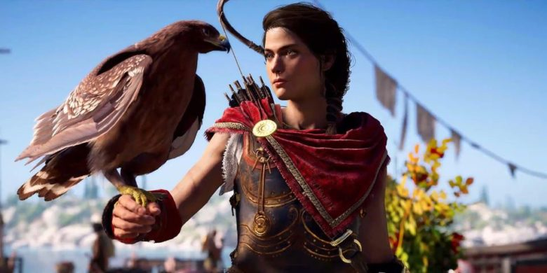 Assassins Creed Odyssey - My Stories Mode Noticed In-Game