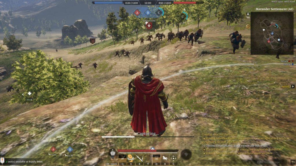 Conqueror's Blade RIP 1