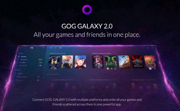 GOG Galaxy 2.0 Now In Closed Beta Test