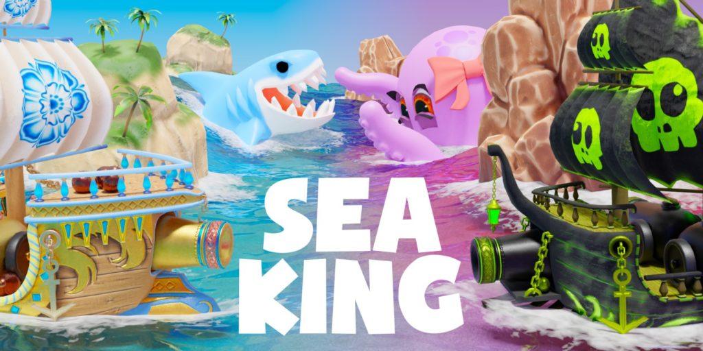 Sea King Nintendo Switch
