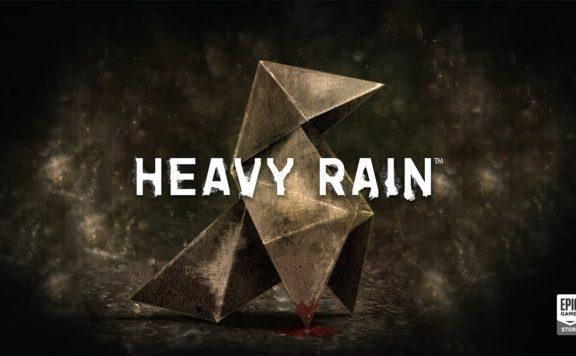 Heavy Rain Now Released on PC