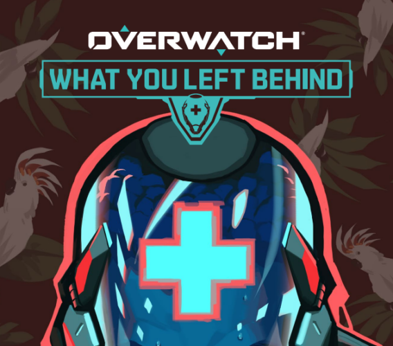 Overwatch - New Baptiste Short Story 'What You Left Behind'