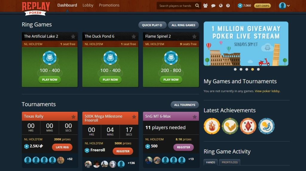 Replay Poker Review 1