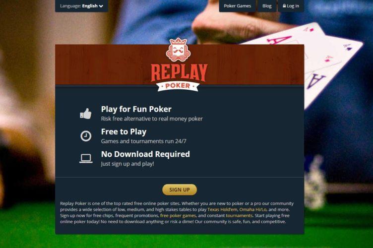 Poker Replay