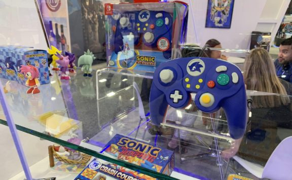 SONIC FIGHTPAD PRO CONTROLLER
