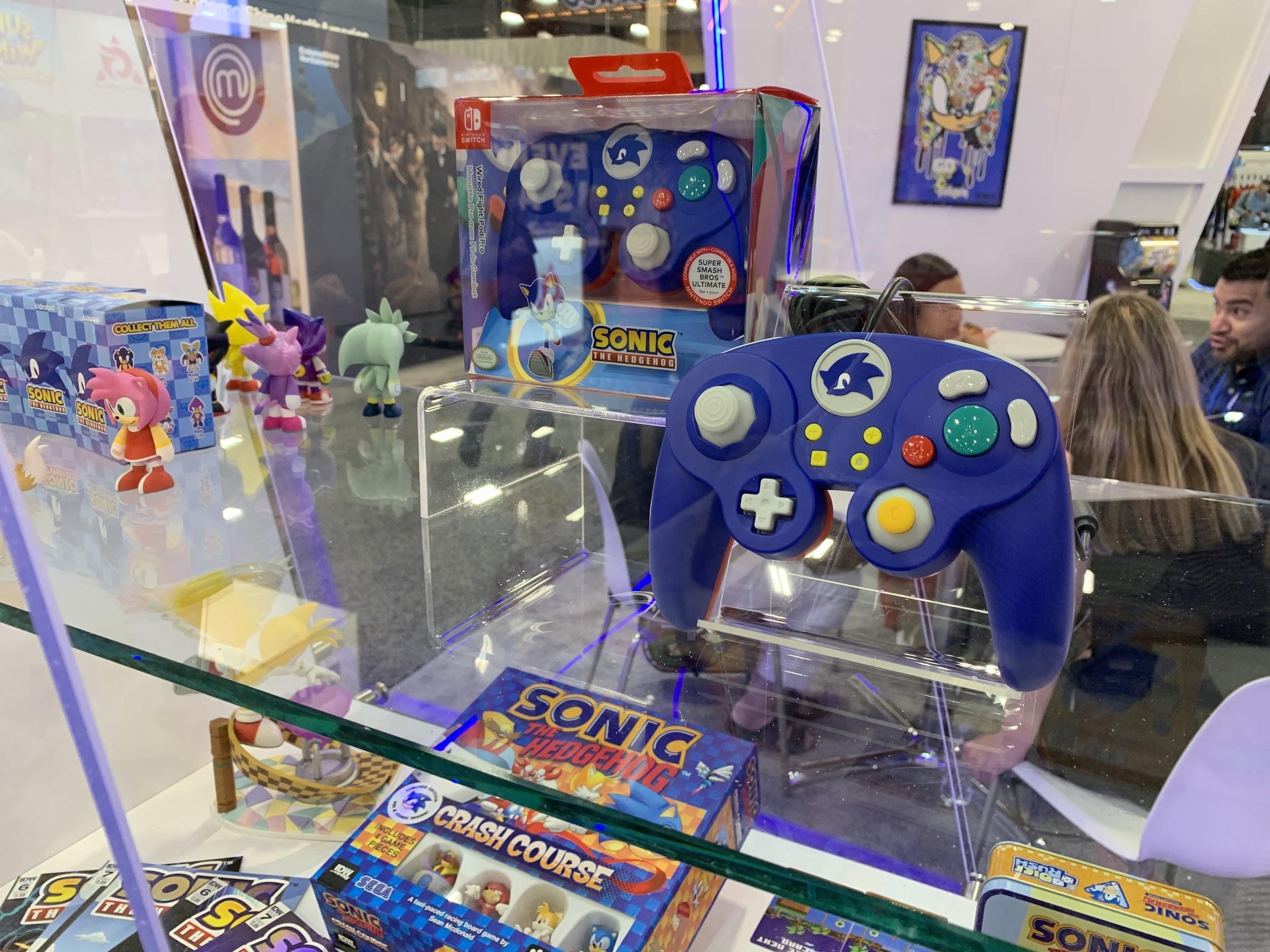 sonic the hedgehog gamecube games