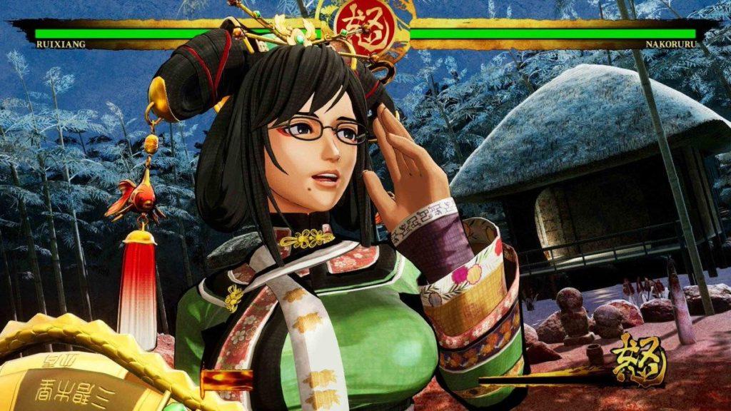 Samurai Shodown review 1