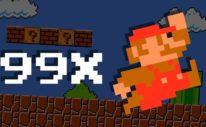 Super Mario Bros Battle Royale Browser Game - Mario Royale!