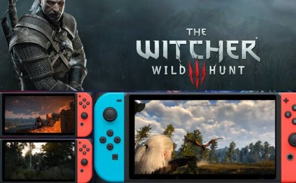 The Witcher 3: Wild Hunt Complete Edition For Switch