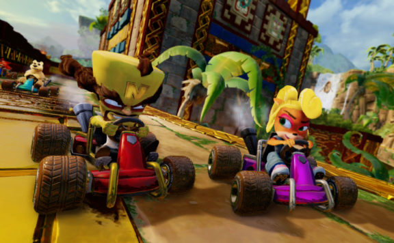crash team UK Video Game Charts