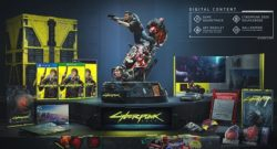 Cyberpunk 2077 Collector's Edition Sold Out Within A Minute