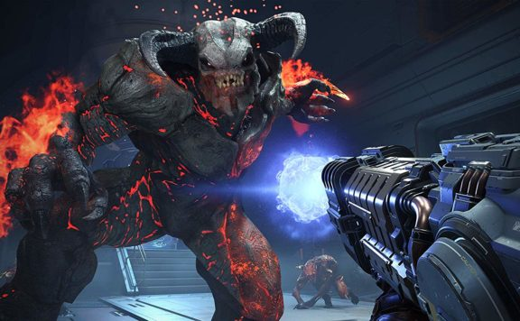 Doom's SIGIL Suffers Another Delay - GameSpace com