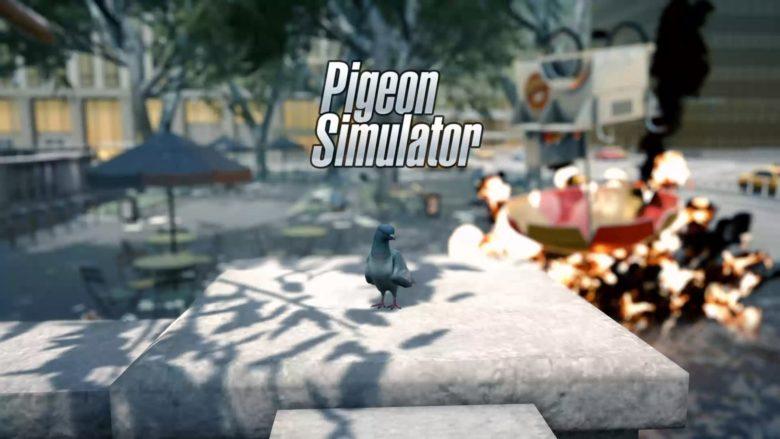 Pigeon Simulator Title