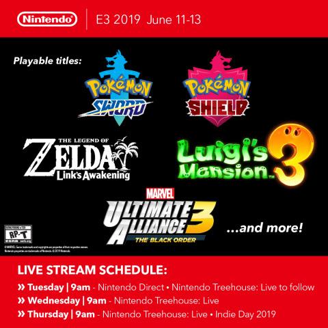 Nintendo E2