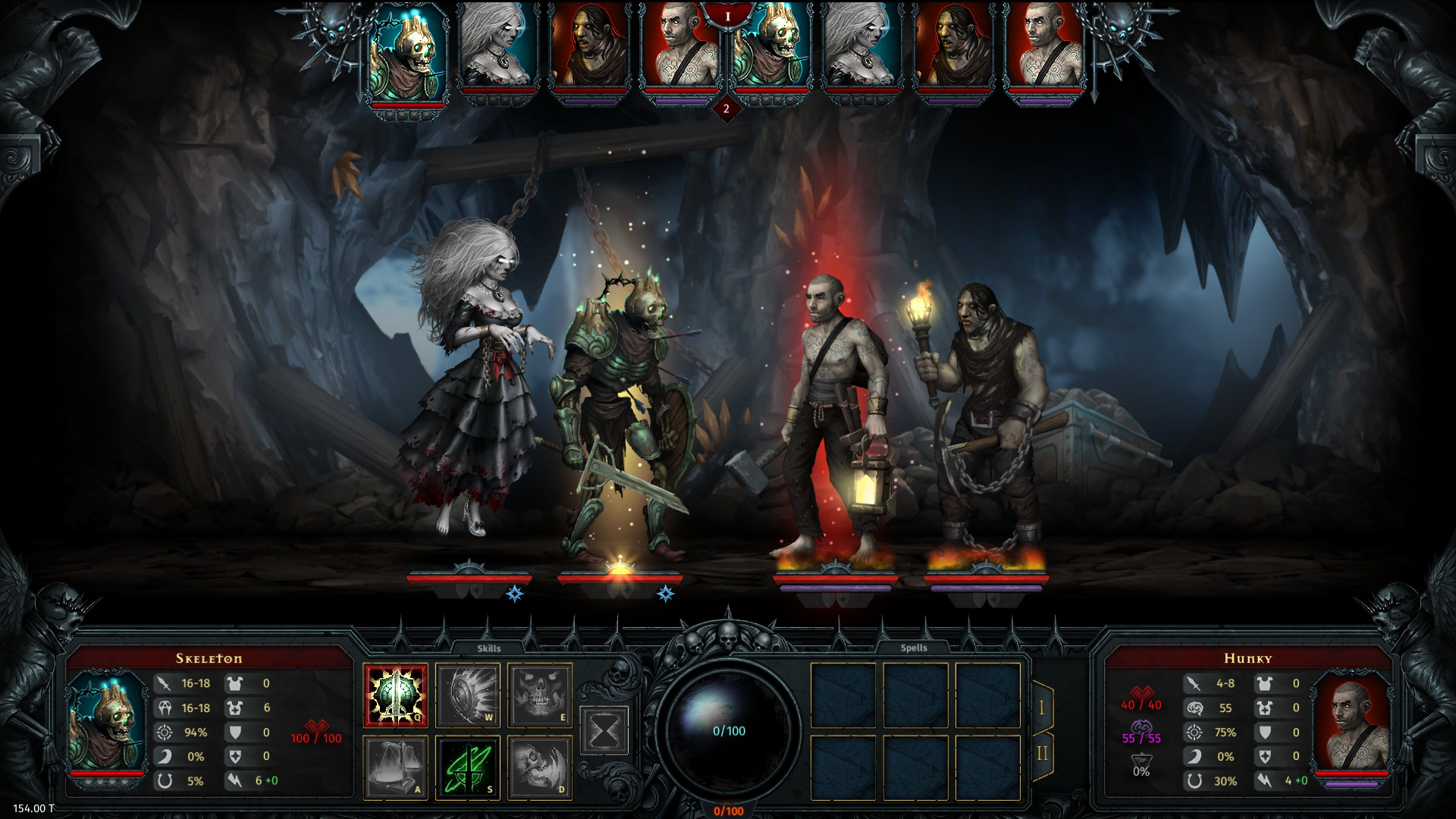 Iratus: Lord of the Dead PC Review - GameSpace com
