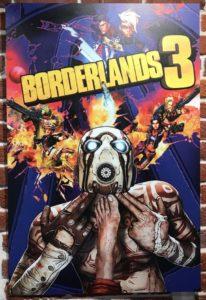 Borderlands 3 Cover Art