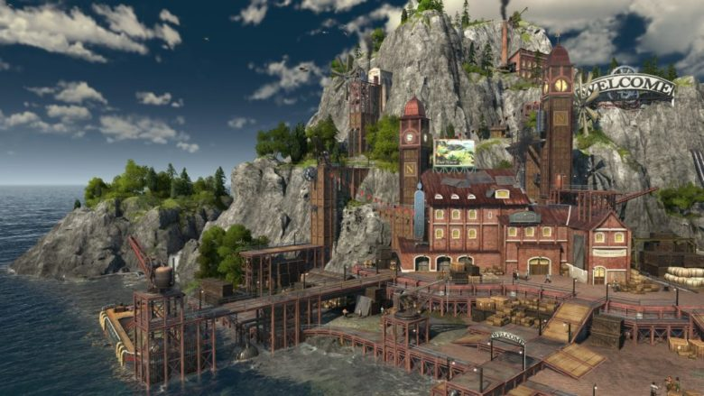 Anno 1800 Sunken Treasures DLC Launches On July 30th
