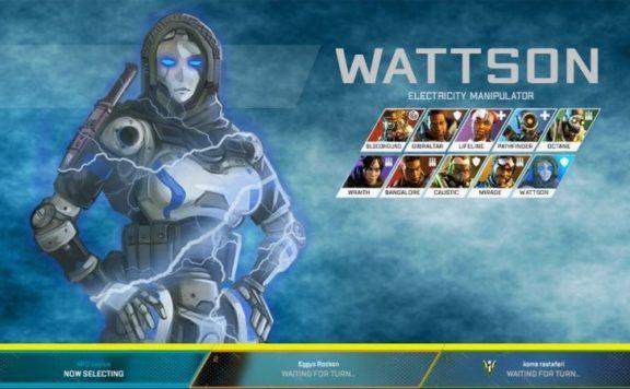 Apex Legends - Meet Wattson