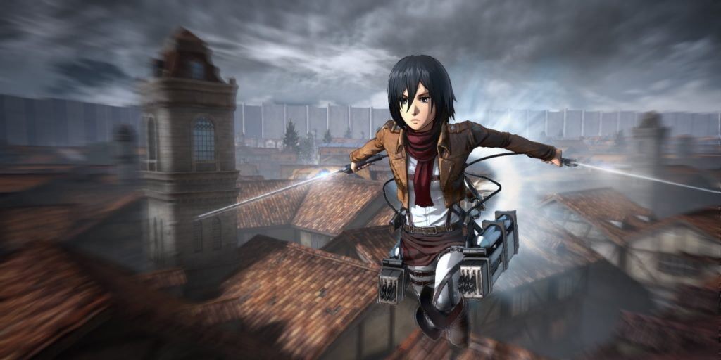 Attack on Titan 2: Final Battle Review 1