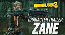 Borderlands 3 Character Trailer - Zane
