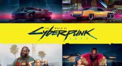 CDPR Will Release The World of Cyberpunk 2077 book