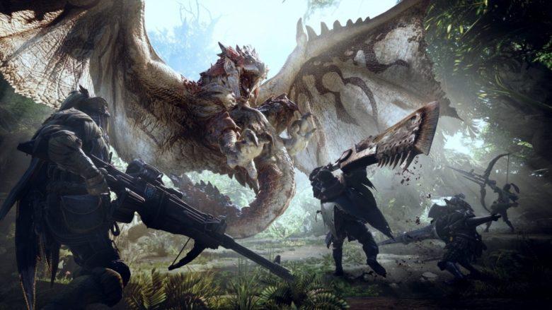 Capcom Shipped 13 Million Copies of Monster Hunter World