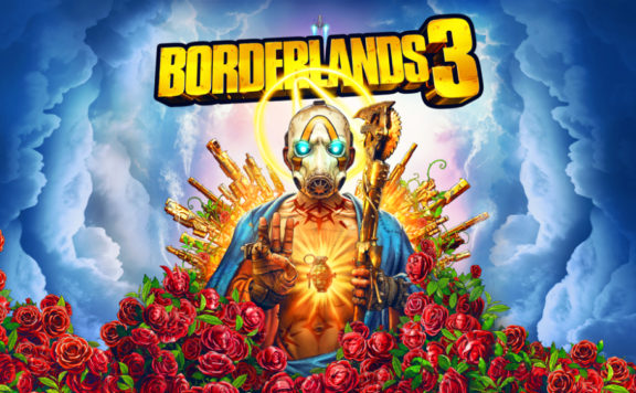 Gearbox Shows Off Scrapped Cover Art For Borderlands 3